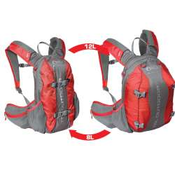 Mochila Nordicfly 8-12L red
